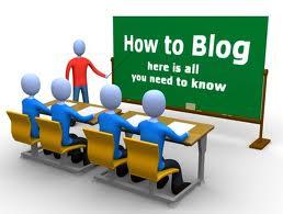 Een blog opzetten